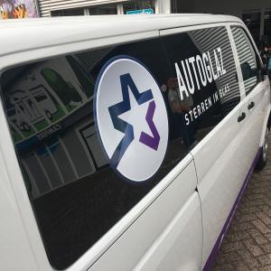 Autobestickering Autoglaz
