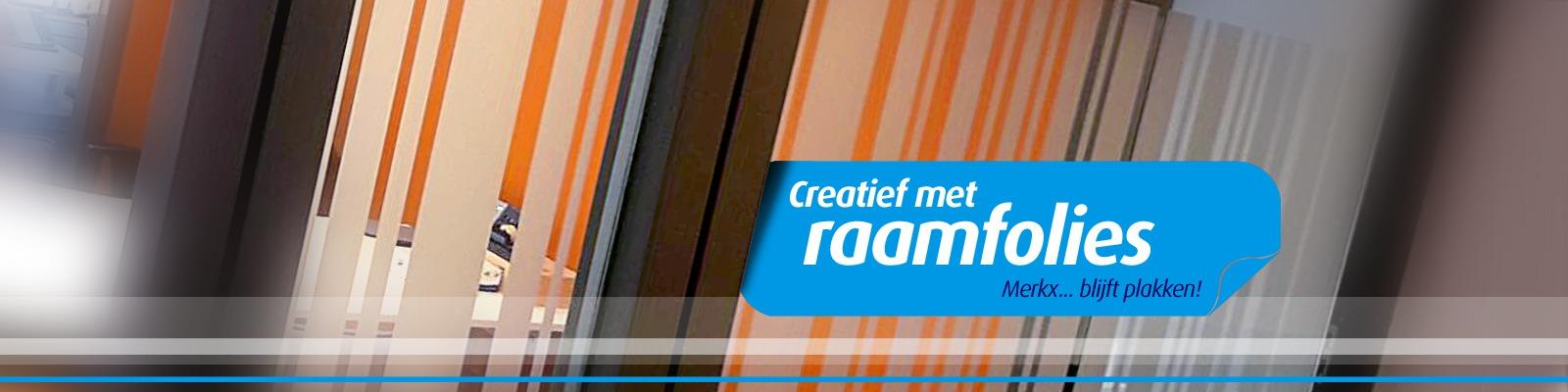 Merkx - Creatief met raamfolies